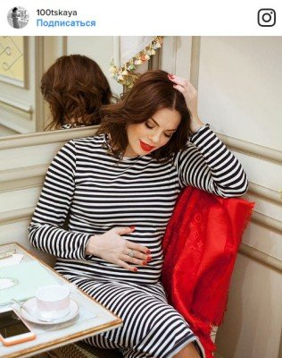 Беременная Анастасия Стоцкая оказалась в больнице