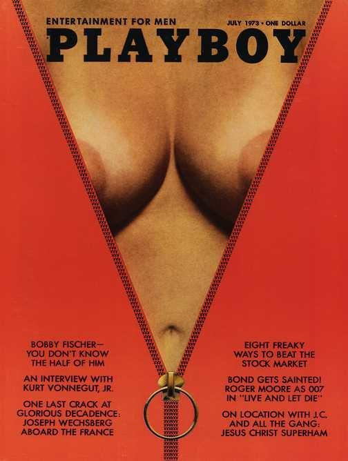 Журнал Playboy вернёт на свои страницы обнаженных моделей