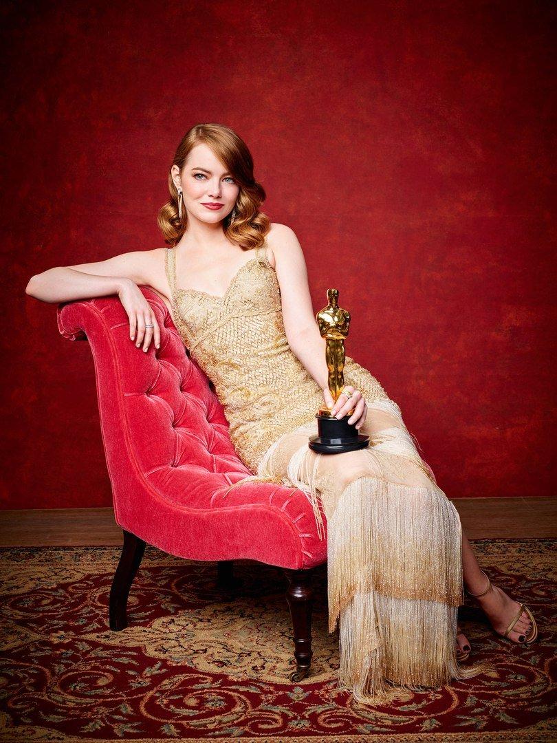 Триумфаторы «Оскара-2017» получили свои статуэтки