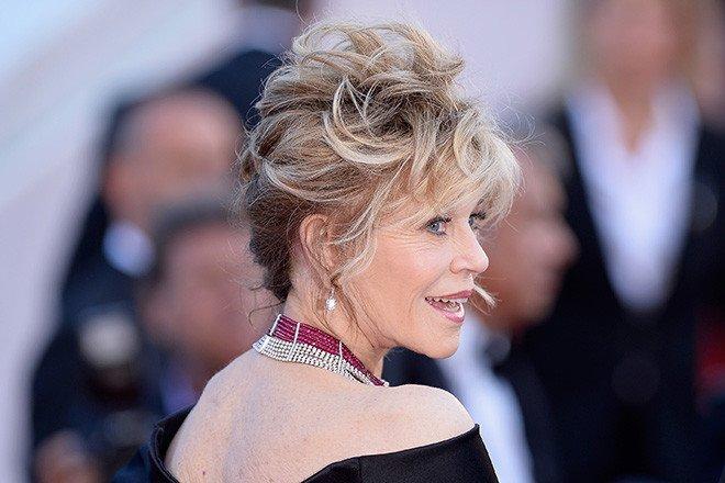 Звезда Голливуда Джейн Фонда призналась, что стала жертвой изнасилования