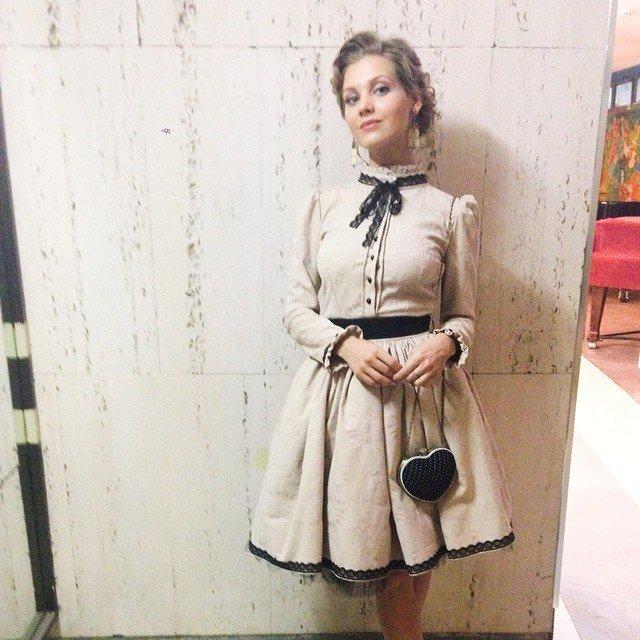 Кристина Асмус показала подросшую дочку
