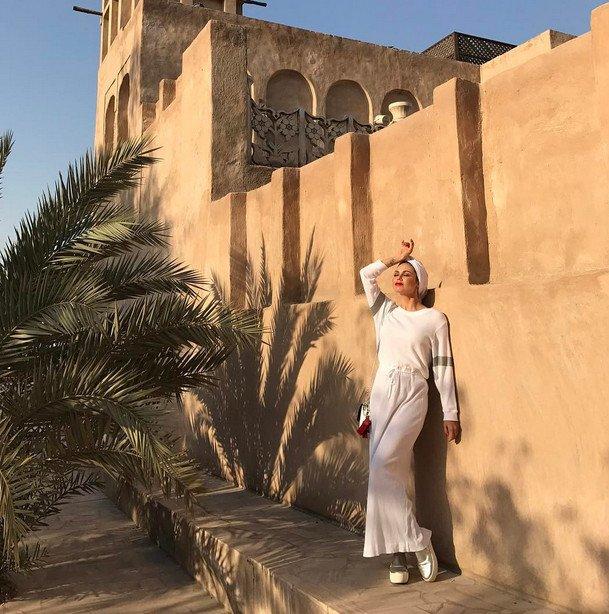 Ляйсан Утяшева и Павел Воля показали, как отдыхают в Дубаи