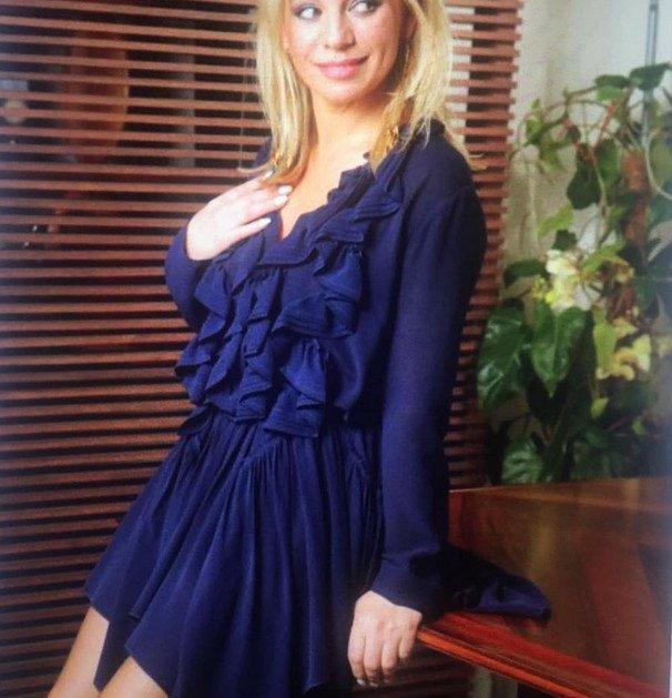Ирина Салтыкова рассказала о предстоящем материнстве