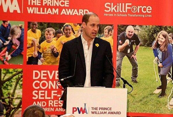 Принц Уильям завел роман на стороне