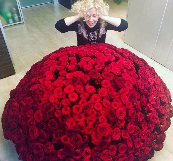 Максим Фадеев отмечает годовщину свадьбы