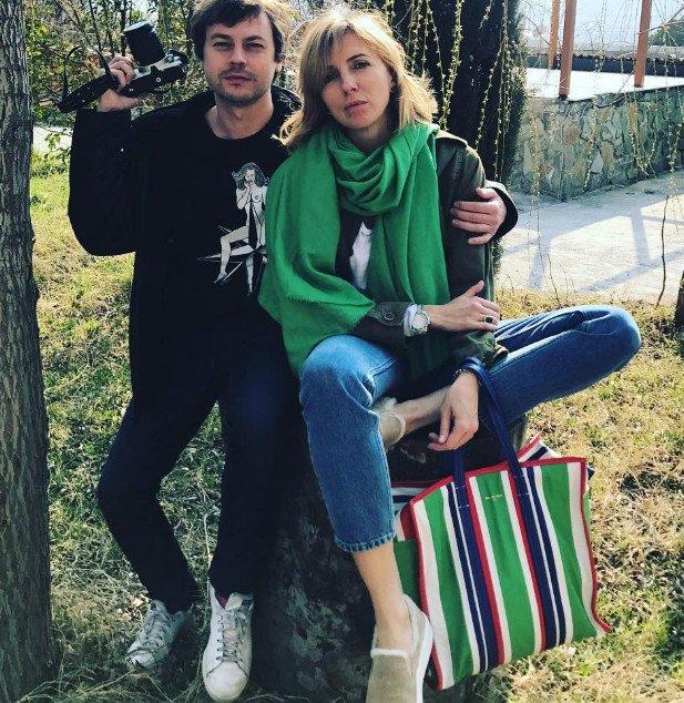 Светлана Бондарчук замечена с новым бойфрендом