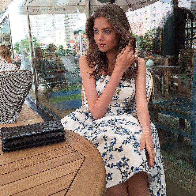 Леся Кафельникова кардинально изменила имидж