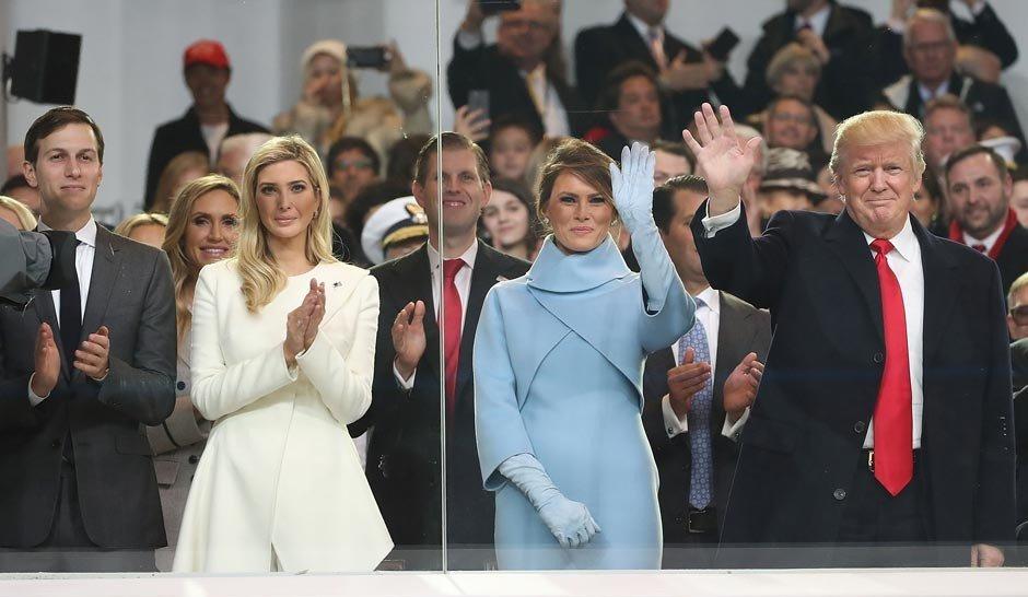 Дональд Трамп вновь станет дедушкой