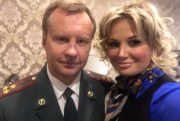 39-летняя Мария Максакова беременна в 4-й раз