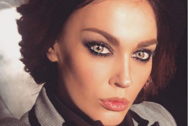 Таня Терешина сменила цвет волос