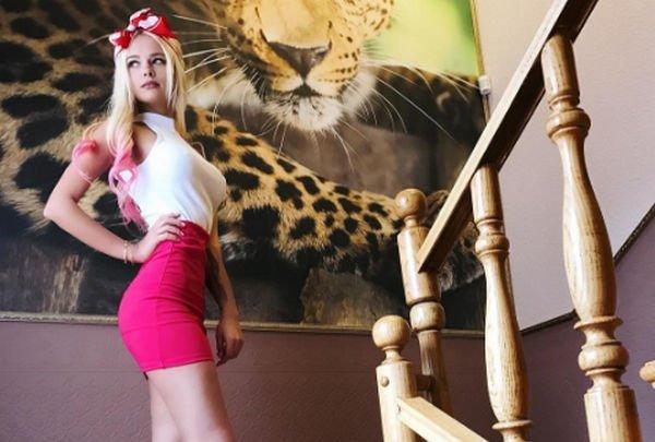 Андрей Чуев нашел себе новую девушку