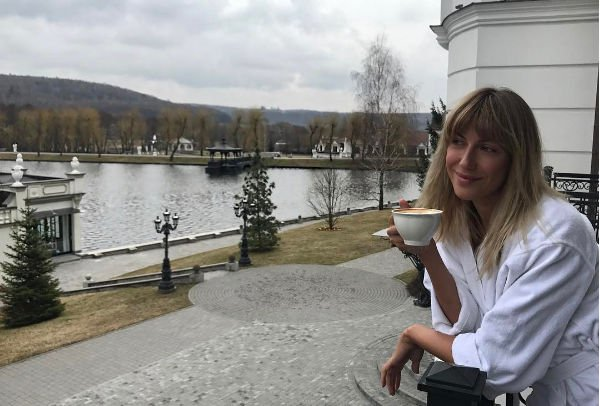 Леся Никитюк пострадала в аварии за границей