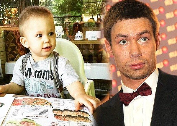 Поздравляя сына с днем рождения, Стас Пьеха признался, что ему стыдно