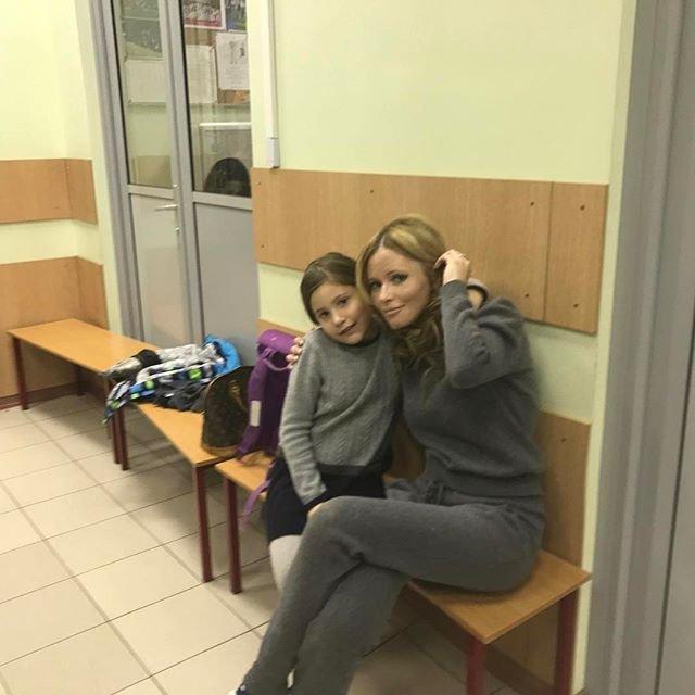Дана Борисова попала в больницу