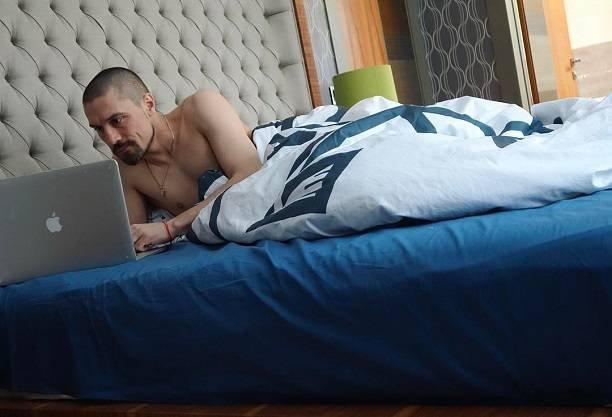 В сети опубликовано видео явных признаков анорексии у Димы Билана
