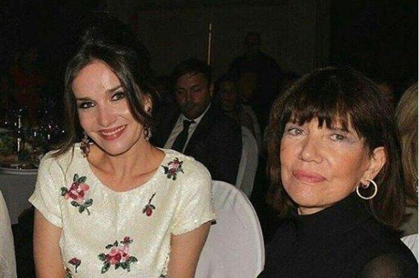 Мама Натальи Орейро выглядит ровесницей дочери