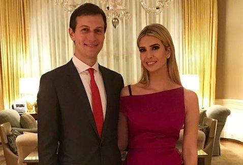 Иванка Трамп с мужем переехали в роскошный особняк
