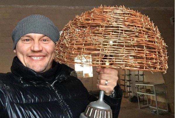 Степан Меньщиков крестил свою дочь