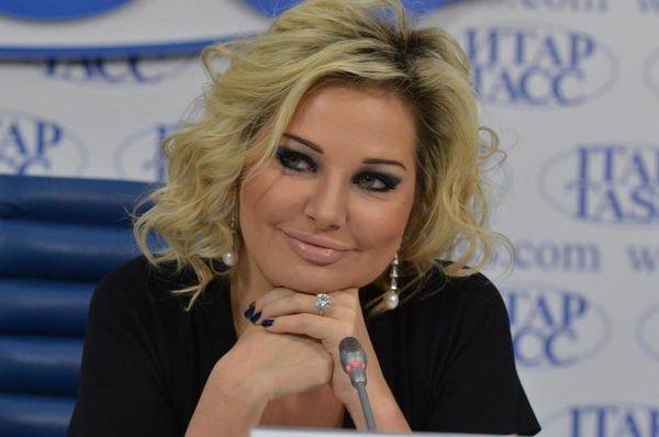 Мария Максакова не смогла присутствовать на дне рождения дочери