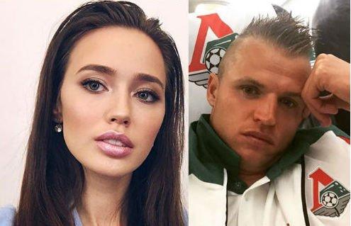 Анастасия Костенко прокомментировала слух о расставании с Тарасовым