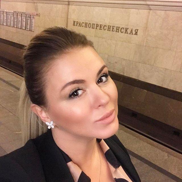 Анна Семенович выложила фото из метро и рассказала о своём отношении к теракту в Санкт-Петербурге