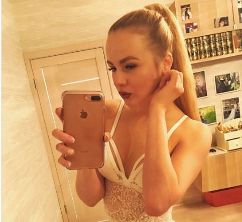 Александра Харитонова стала виновницей аварии