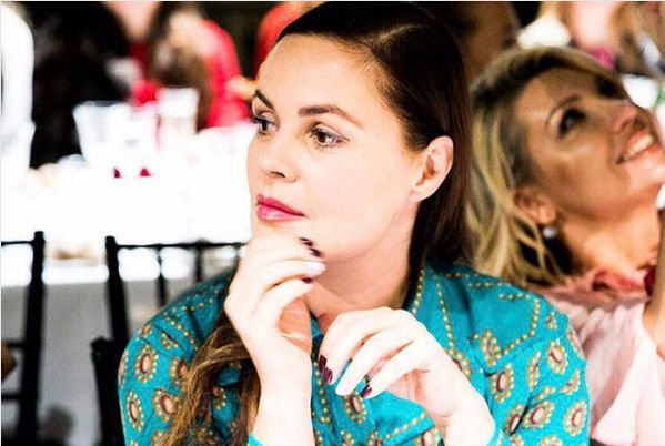 Дочь Екатерины Андреевой очень похожа на маму