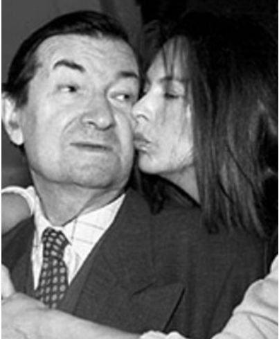 Близкие Георгия Вицина стараются наладить общение с его дочкой
