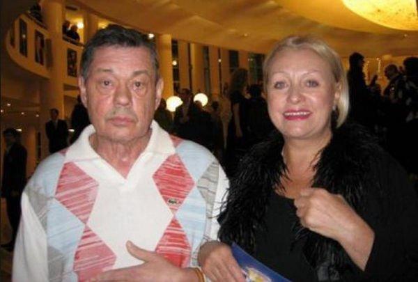 Людмила Поргина переживает заНиколая Караченцова