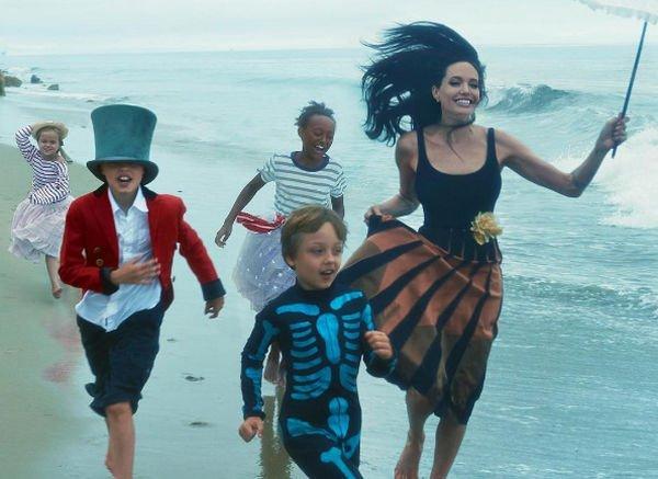 Анджелина Джоли планирует прибавление в семье
