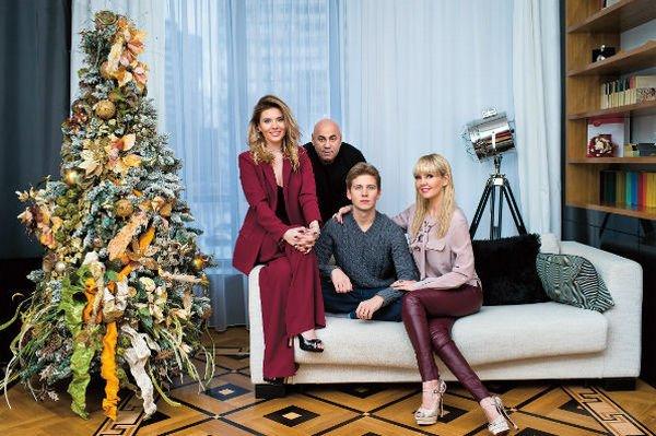 Валерия и её дети фото