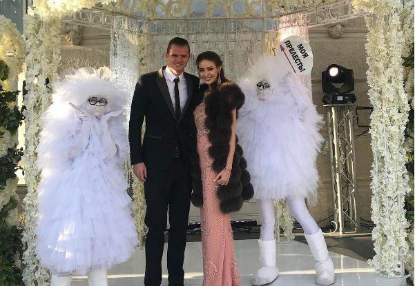 Дмитрию Тарасова необходима поддержка Анастасии Костенко