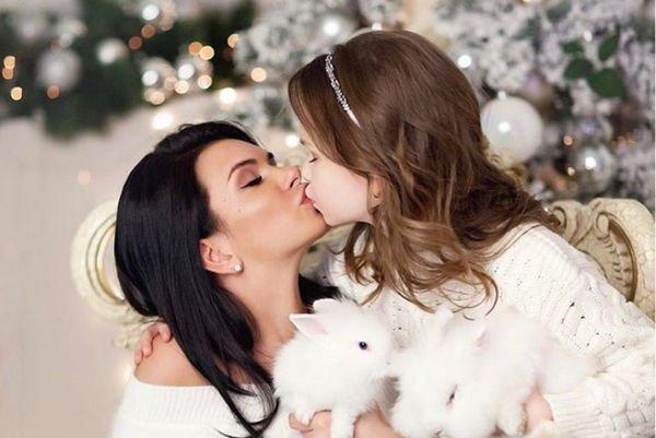 Катя Жужа не присутствовала на дне рождения дочки