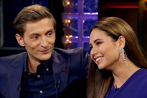 Ляйсан Утяшева иПавел Воля показали, как отпраздновали 2-летие младшей дочери