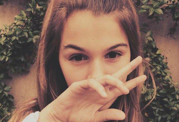 Дочь Анны Седоковой обиделась на нелестные комментарии