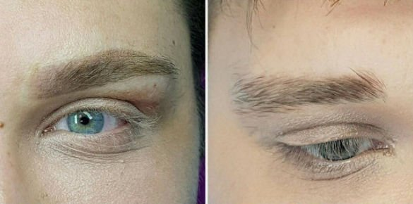 Егор Холявин удивил макияжем глаз