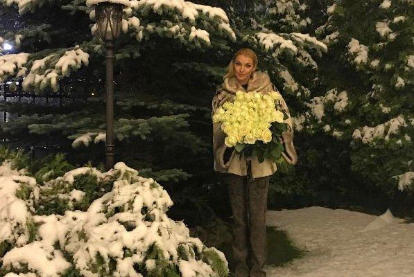 Анастасия Волочкова предстала в новом образе