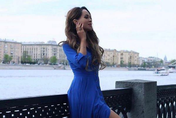 Анна Калашникова не стала комментировать беременность