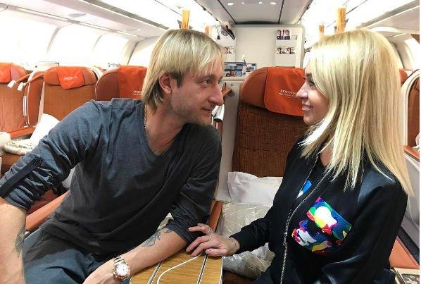 Сын Евгений Плющенко и Яны Рудковской носит дорогие вещи
