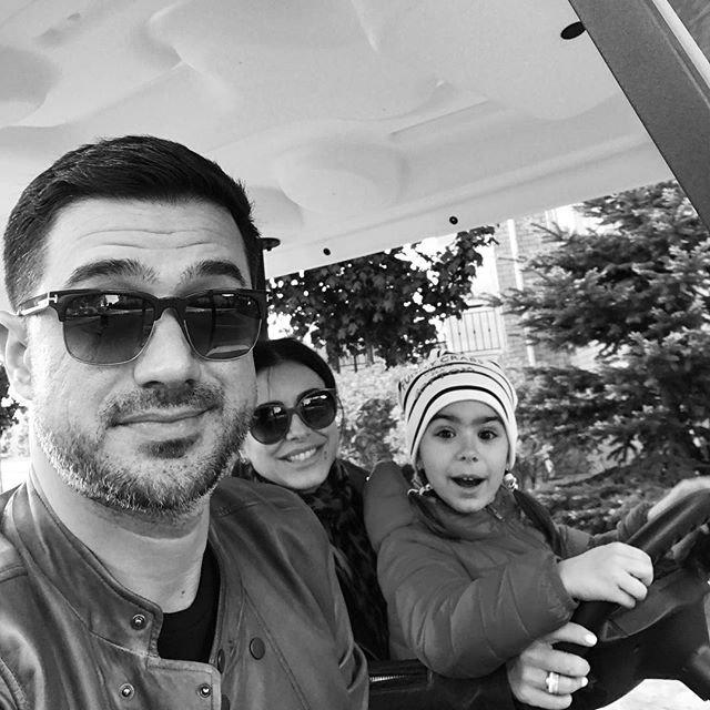 Ани Лорак обновила блог милым семейным снимком