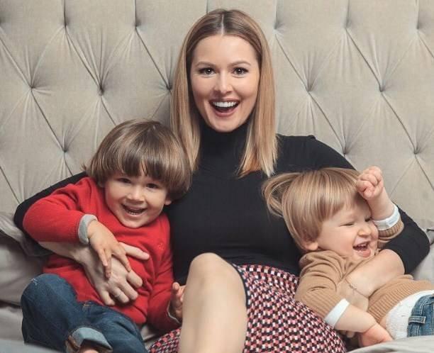 Мария Кожевникова воспитывает двух прекрасных сыновей