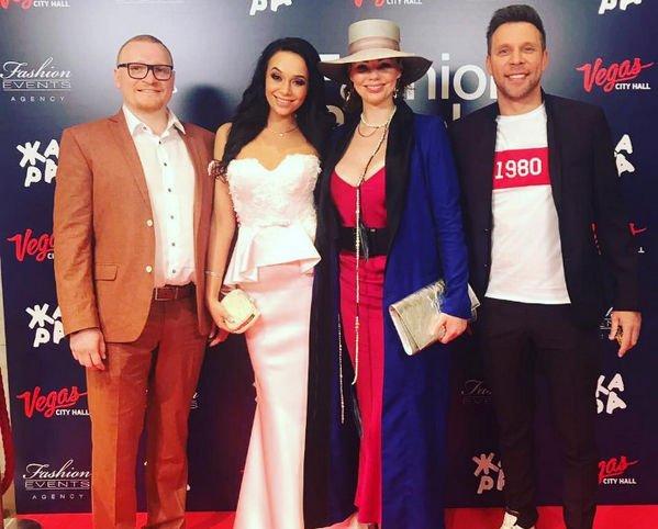 Сергей Сафронов посетил светское мероприятие с новой избранницей