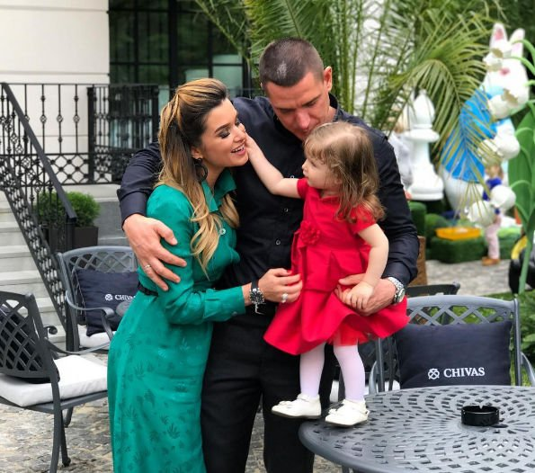 Ксения Бородина организовала старшей дочери роскошный праздник