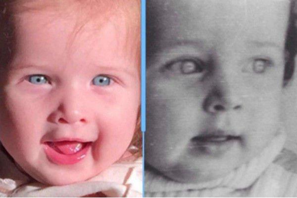 Дочь Ксении Бородиной очень похожа на своего отца Курбана Омарова