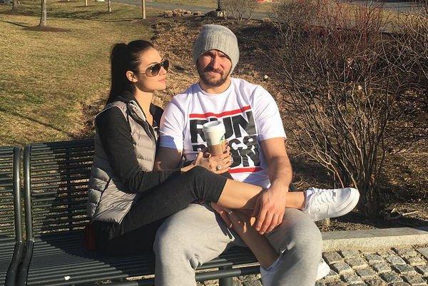 Настасья Шубская и Александр Овечкин вовсю заняты подготовкой к свадьбе