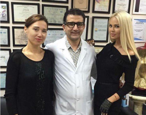 Мария Погребняк в качестве подарка сводила свекровь на пластическую операцию