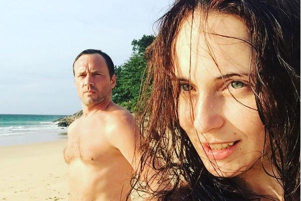 Анна Снаткина и Виктор Васильев сделали дома кинотеатр