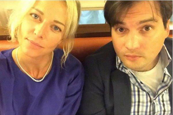 Ольга Ефремова и внук Бориса Ельцина спровоцировали слухи о романе