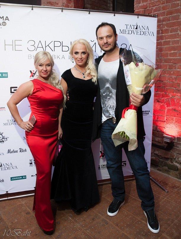 Анна Калашникова стала участницей эротического перформанса