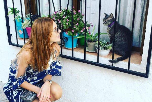 В Сети обсуждают интересное положение Натальи Подольской